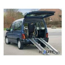 Altec Einbau-Rollstuhlrampe Aluminium h23704