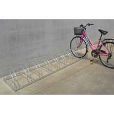 Rastrelliera porta bici in acciaio h10929