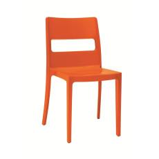SCAB Designer Stuhl SAI h7422 Orange