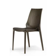 SCAB Designer-Stuhl LUCREZIA h7423 - bronzefarben