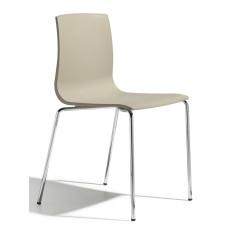 SCAB Design Stuhl ALICE 4 legs h74282 - taubengrau