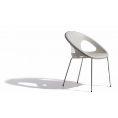 SCAB Designer Stuhl DROP h74276 leinen