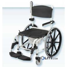 Rollstuhl für Duschen h9929