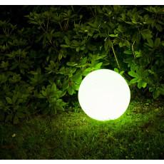 Kugel mit weißem Licht h10404