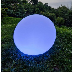 Mehrfarbige Lichtkugel h10405