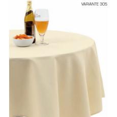 Quadratisch Tischdecke aus Baumwolle und Polyester H6500