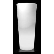Leuchtende runde Vase h10401