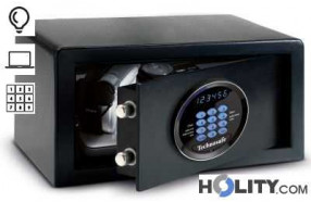 Digitalsafe mit LED-Display h7644