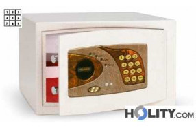 Digitalsafe mit elegantem Design h7602