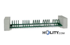 rastrelliera-bifrontale-con-supporti-in-cemento-h19110