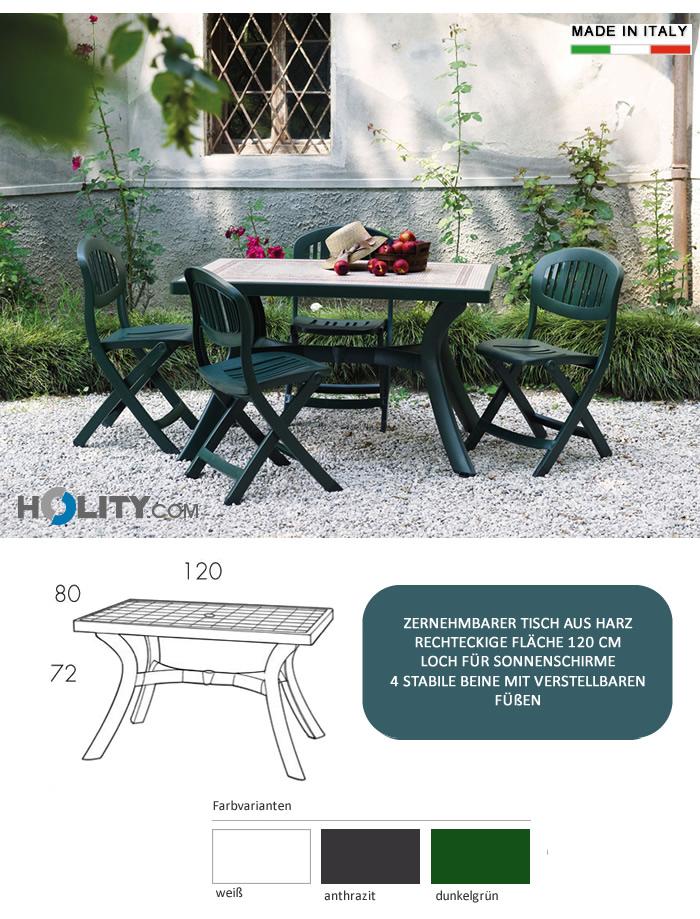 suchen sie zernehmbarer rechteckiger tisch aus harz 120 cm. Black Bedroom Furniture Sets. Home Design Ideas